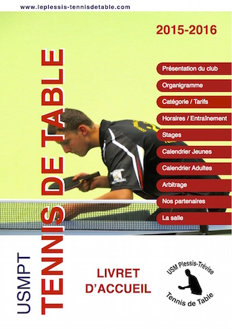Livret d accueil usmpt tennis de table - Calculateur de points tennis de table ...