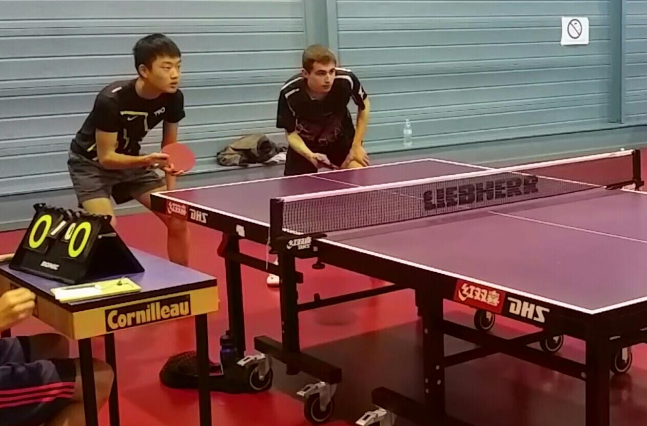 Chpt des jeunes 2015 2016 journ e 5 usmpt tennis de table - Kremlin bicetre tennis de table ...
