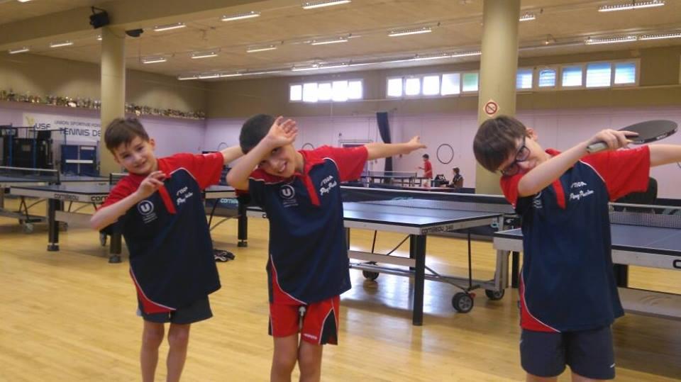 Chpt des jeunes 2016 2017 journ e 5 usmpt tennis de table - Calculateur de points tennis de table ...